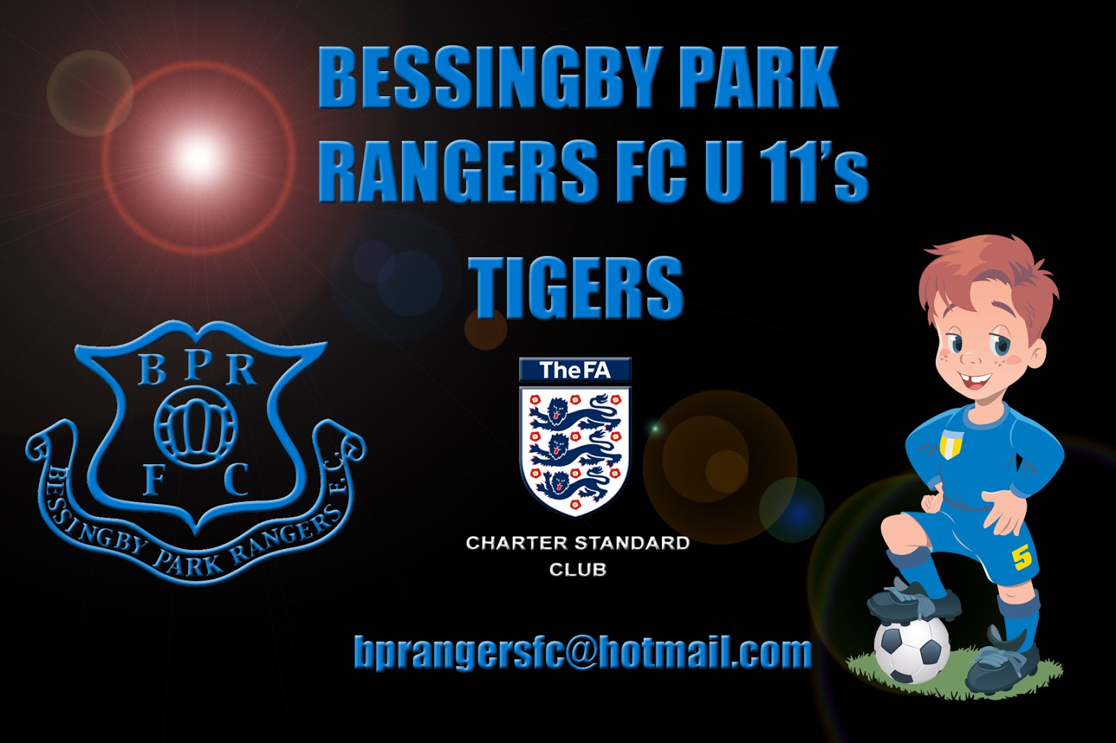 Bessingby Park Rangers U11 Tigers