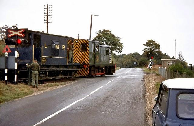 The Rail Thing Longmoor Military Railway