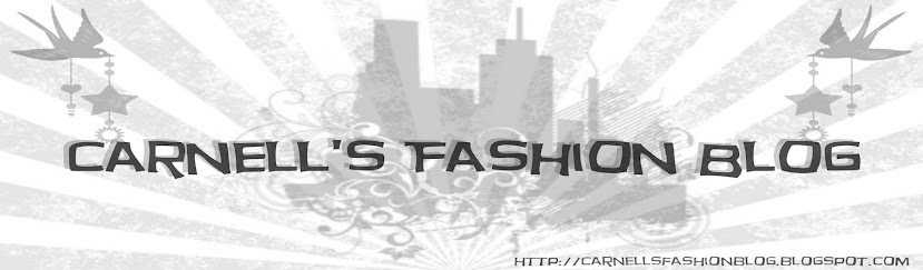 Carnell's Fashion Blog