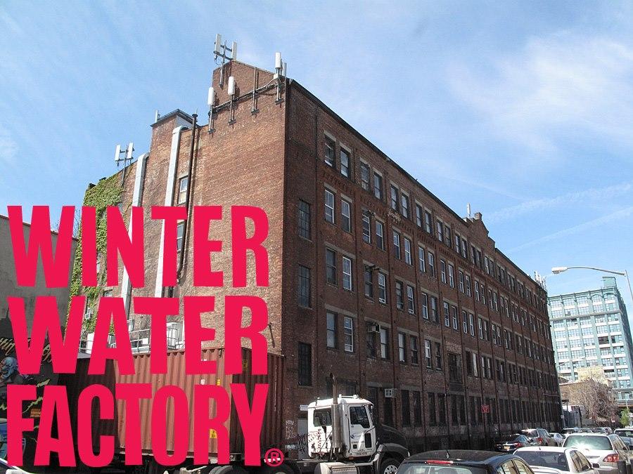 tribeca factory prato winter - photo#49