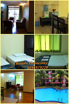 KONDO HOMESTAY + SWIMMING POOL
