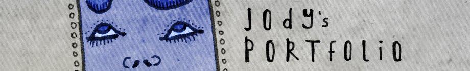 Jody Ghani's Portfolio