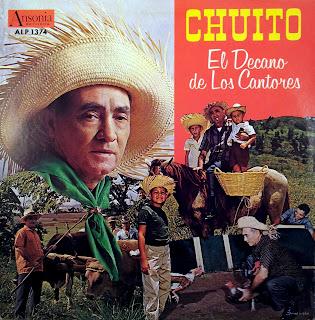 Chuito - El Decano de Los Cantores,vol.5, Ansonia
