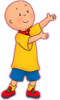 cartoon characters caillou png pack  revised cailloux clipart Caillou Wallpaper
