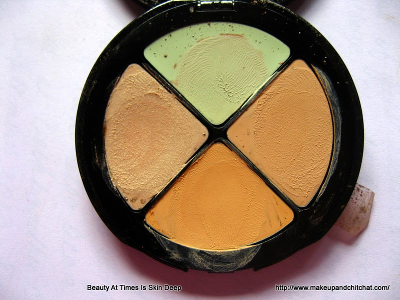 Photo of Isadora Cosmetics Color Correcting Wheel Anti Redness