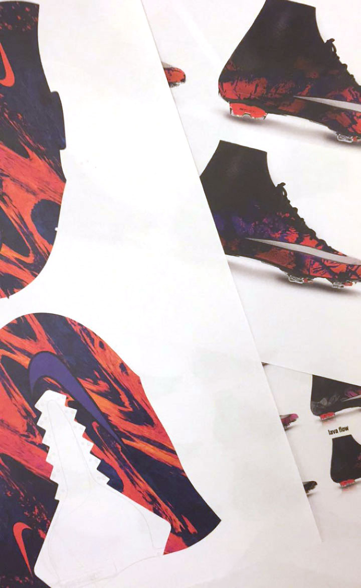 nike reveals mercurial cr7 savage beauty design sketches