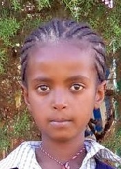 Zenebu - Ethiopia (ET-205), Age 7