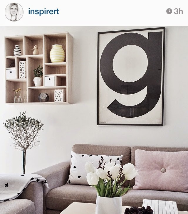 Selección Instagram con espacios frescos y acogedores