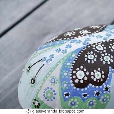 Sommerfugl-egg