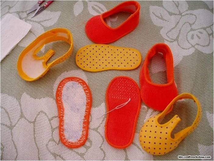 Туфли своими руками сшить