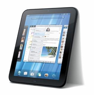Spesifikasi HP Touchpad