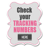 Your Tracking Numbers