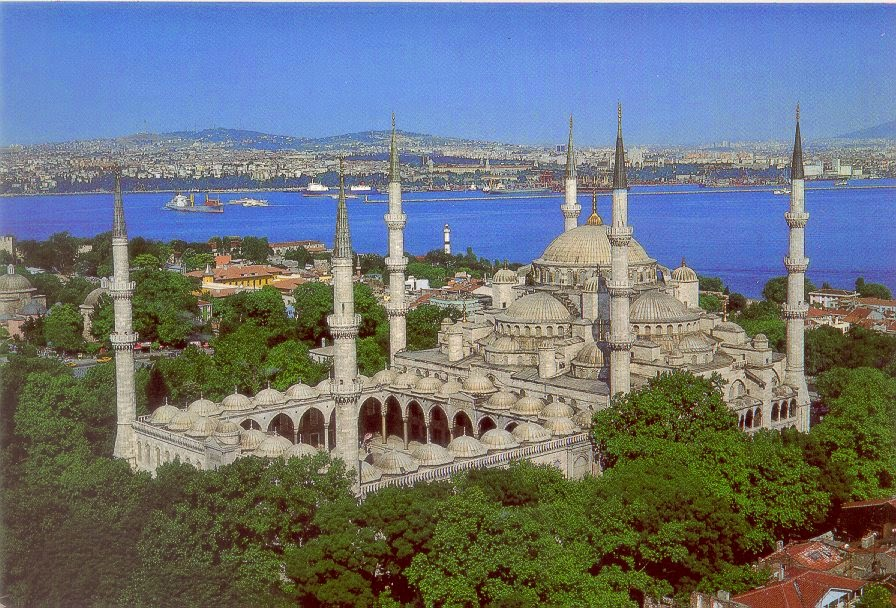 Blue Mosque - Istanbul / TURKEY