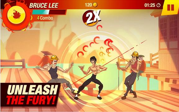 Bruce Lee The Game v1.1.1.6359 MOD APK