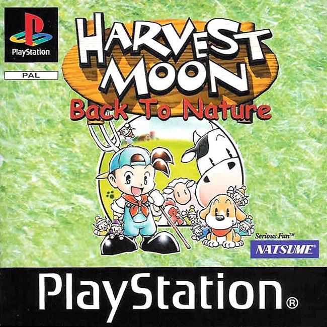 Cheat Harvest Moon Back To Nature ePSXe Lengkap | Banglope