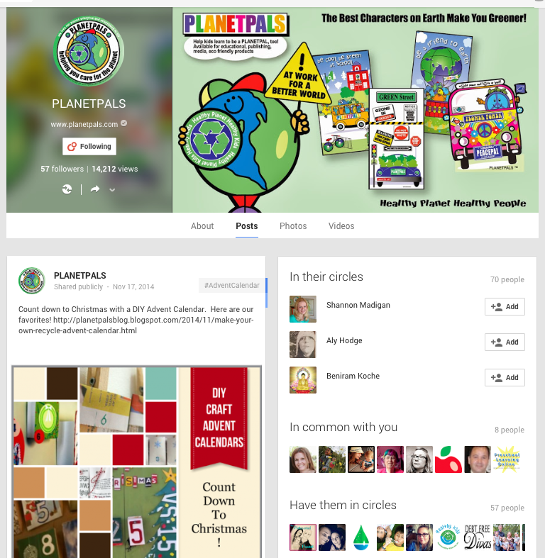 Best of Google+