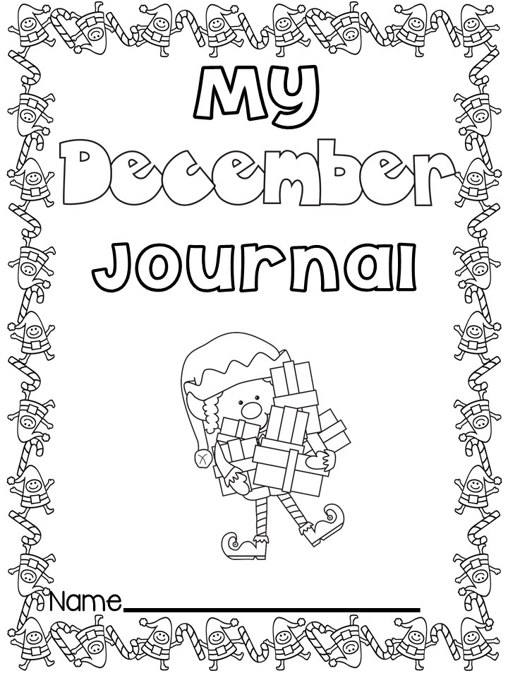 teacher mom of 3 getting merry with december journal prompts