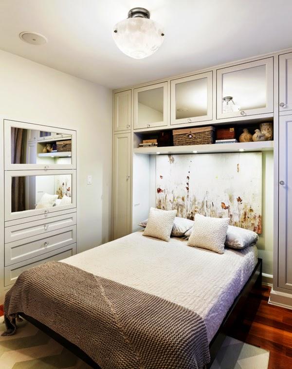 Ivonne sempr n 60 ideas de dise os incre blemente - Diseno de dormitorios pequenos ...