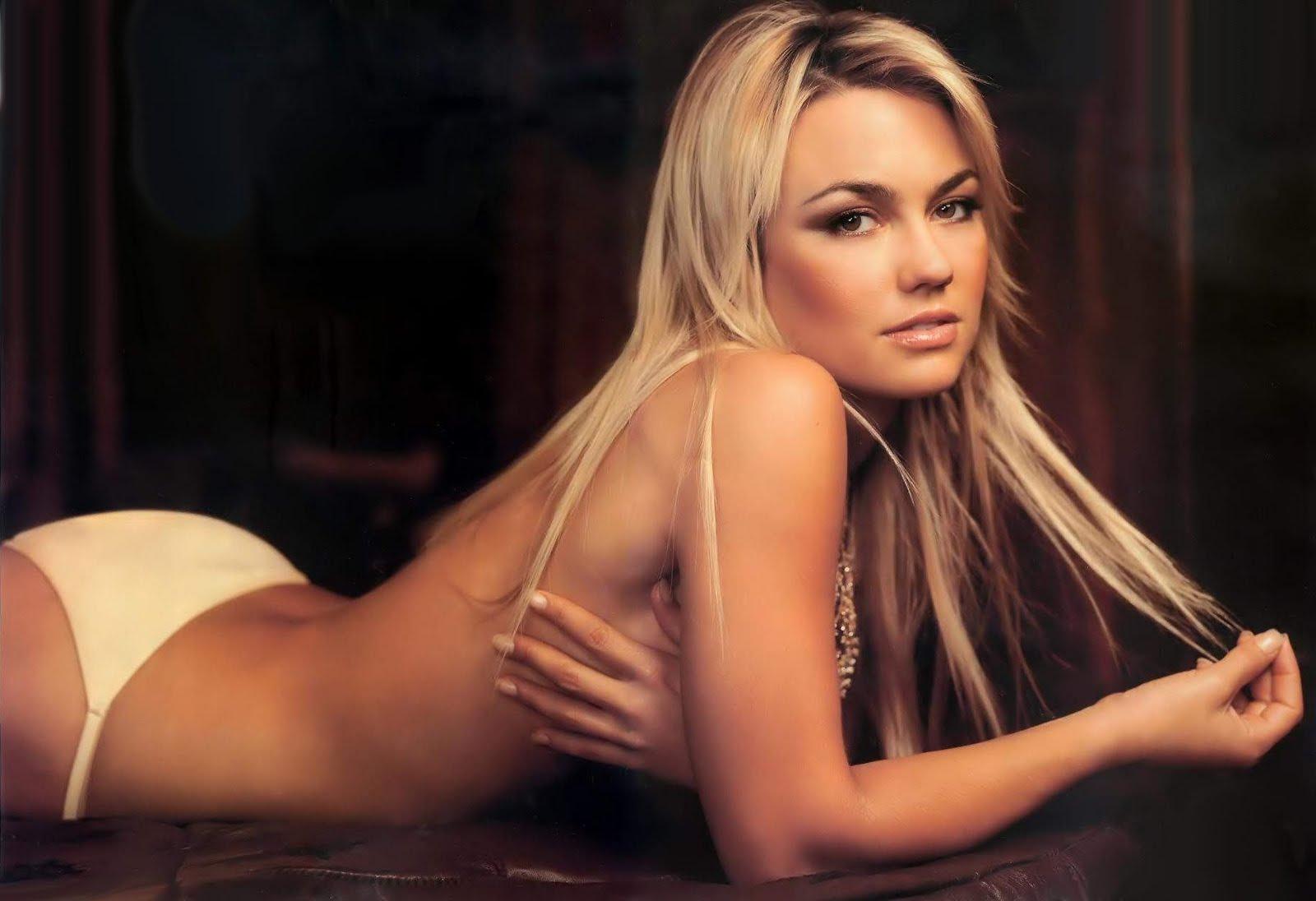 Kelly carlson nude fantastica