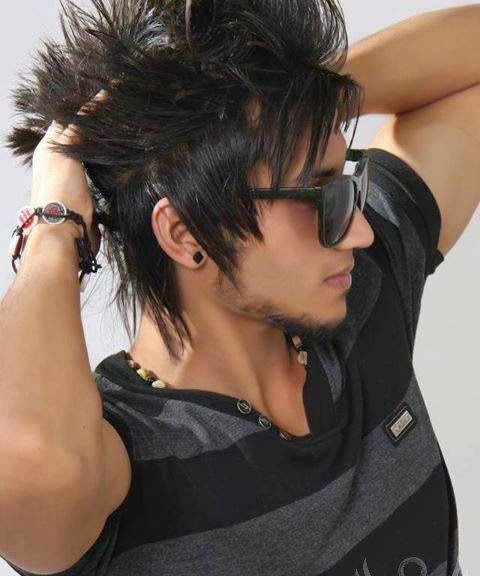 Boy's-hairstyle