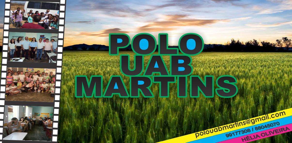 POLO UAB DE MARTINS-RN