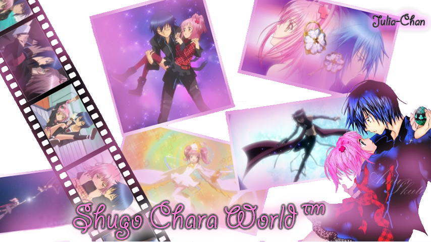 ! Shugo Chara World ♥