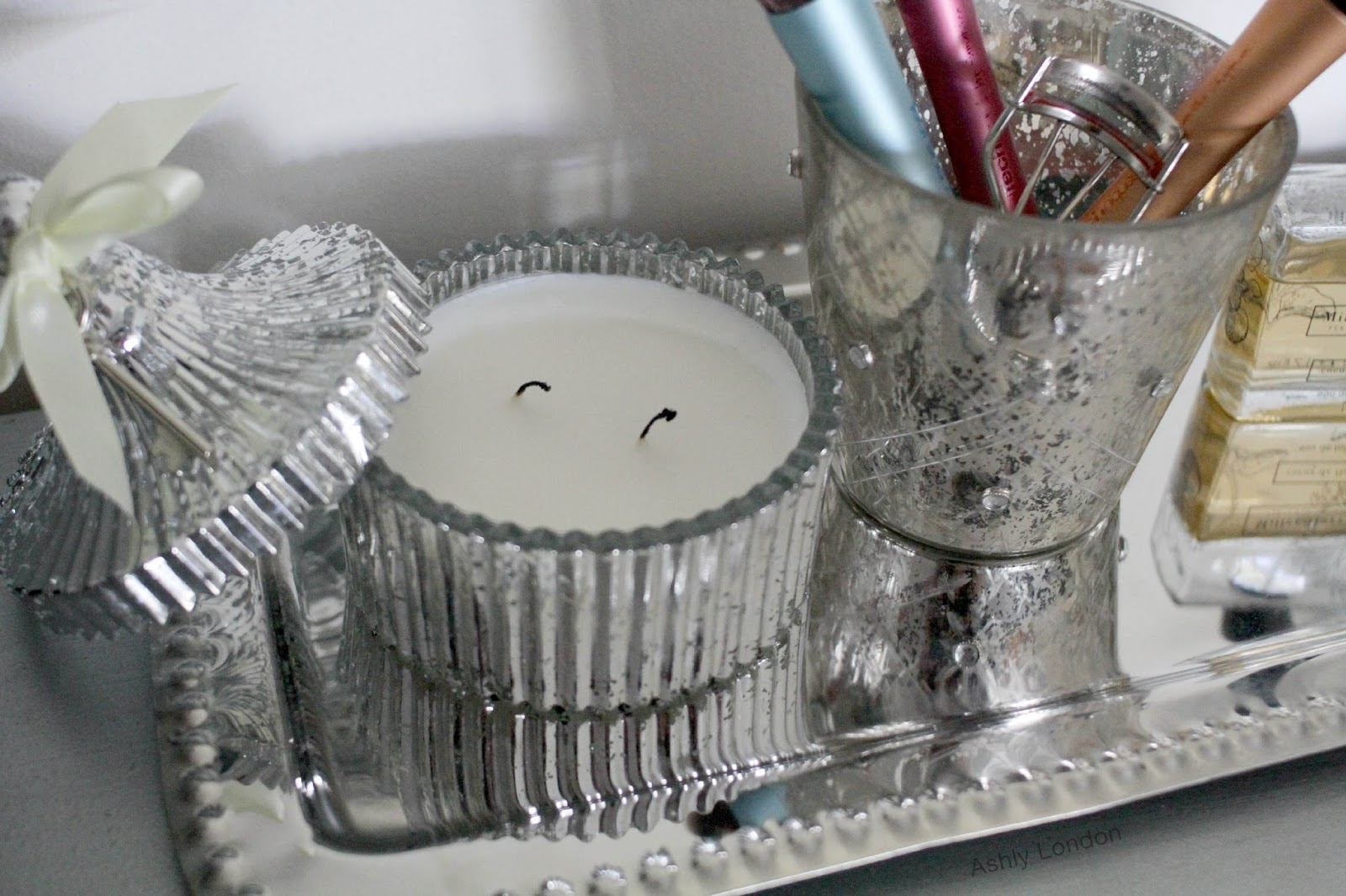 I Love Anything Shiny Silver And Antique Chic I Find Tk Maxx Really Great For Home Decor At Amazing Prices I Buy A Lot Of Bits There