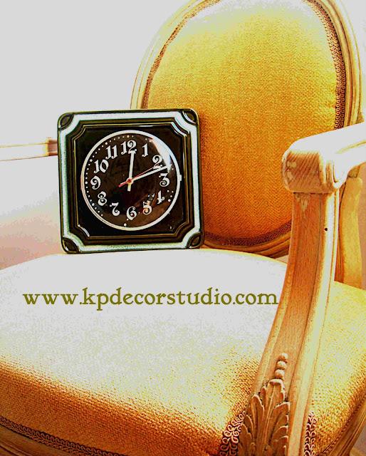 KP. Vintage. Comprar relojes vintage, estilo retro-pop. Ceramicos