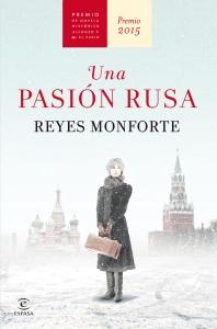 Una pasión rusa - Portada