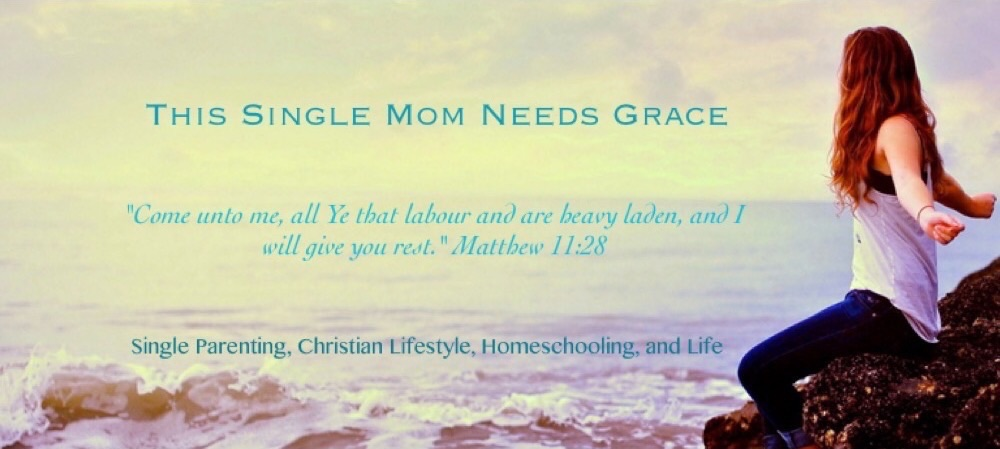 This Single Mom Needs Grace
