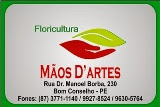 FLORICULTURA MÃOS D'ARTES