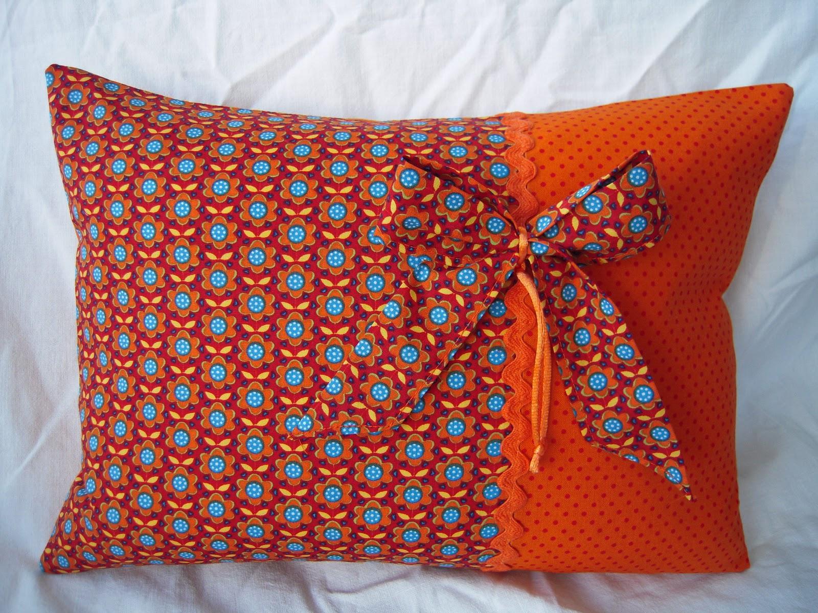 D'inge: zierpolster & co. (orange)