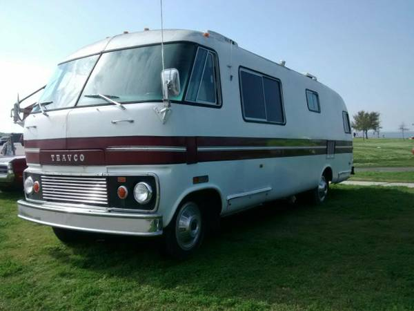 Used Motorhomes For Sale By Owner >> Used RVs Vintage Dodge Motorhome For Sale by Owner