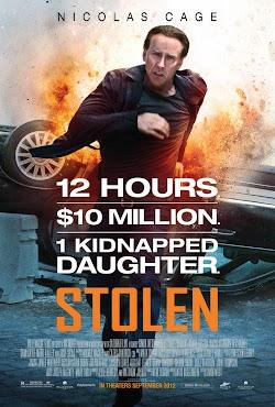 Cướp Siêu Hạng - Stolen 2012 (2012) Poster