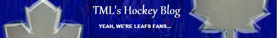 TMLs Hockey Blog