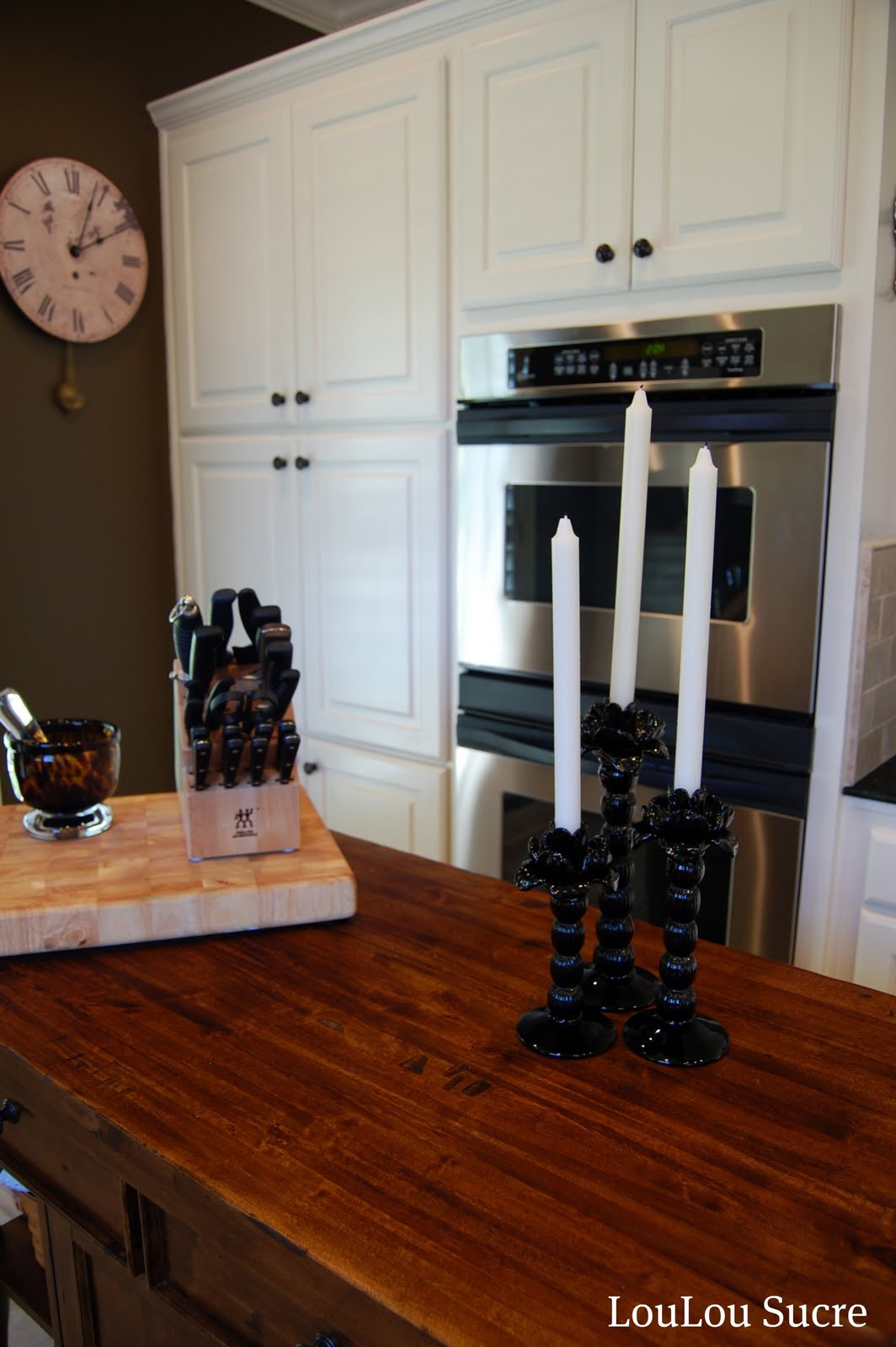 LouLou Sucre: Kitchen (Almost) Reveal