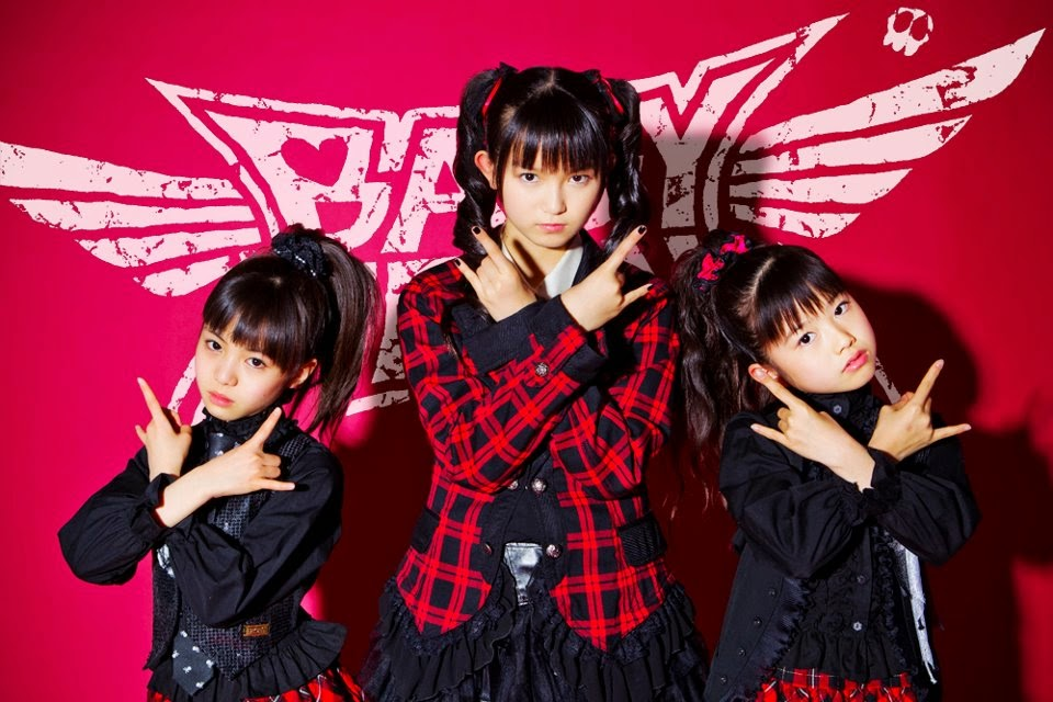 Baby Metal Images Photo Pictures Personel Wallpaper Gallery