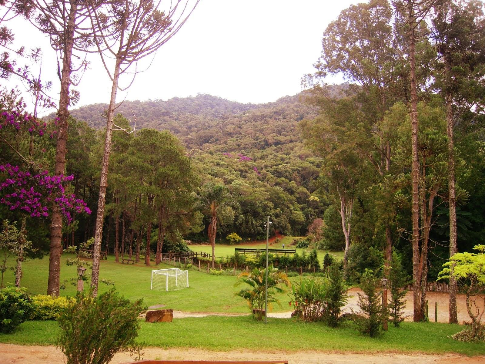 Beth's Camp in Brazil