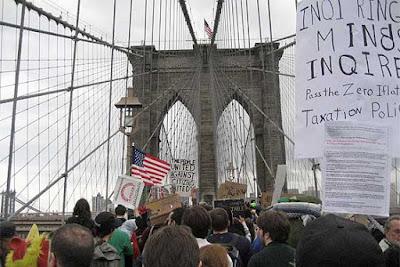 la proxima guerra protestas nueva york eeuu brooklyn wall street
