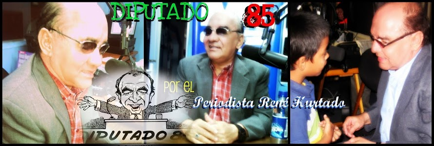 Periodista Rene Hurtado
