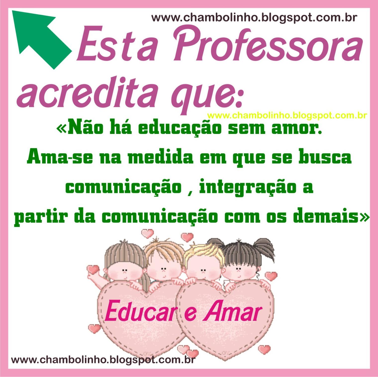 Esta Professora Frases de Freire para Facebook