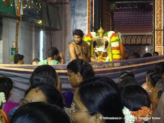 Lord Venkateswara on Simha Vahanam - 2