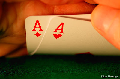 Pocket Aces: The Best hand in Texas Hold'em