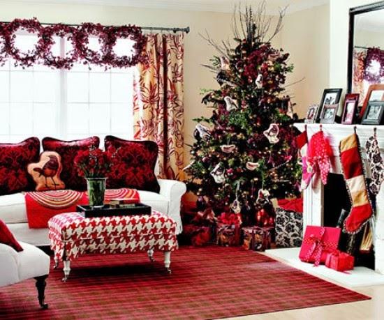 Adornos para decorar tu casa en navidad infaltables el 24 - Como decorar tu casa en navidad ...