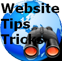 Website Tips and Tricks | Part 1