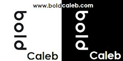 We have Moved To www.boldcaleb.com