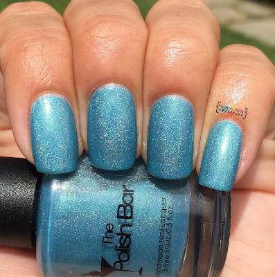 The Polish Bar Surf Blue