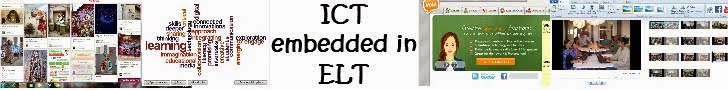 ICT embedded in ELT