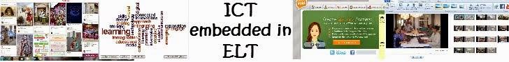 ICT embedded in ELT