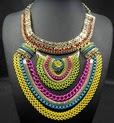 http://www.stylemoi.nu/mixed-chain-gem-multicolor-bib-necklace.html
